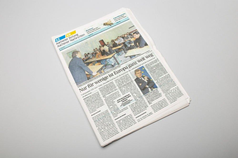 Artikel Europastunde